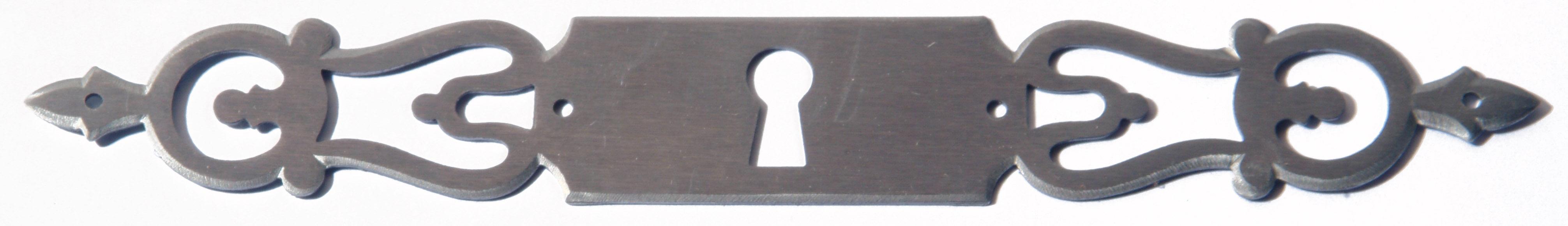 Entr e de cl rustique pour tiroir horizontale for Entree de cle pour meuble