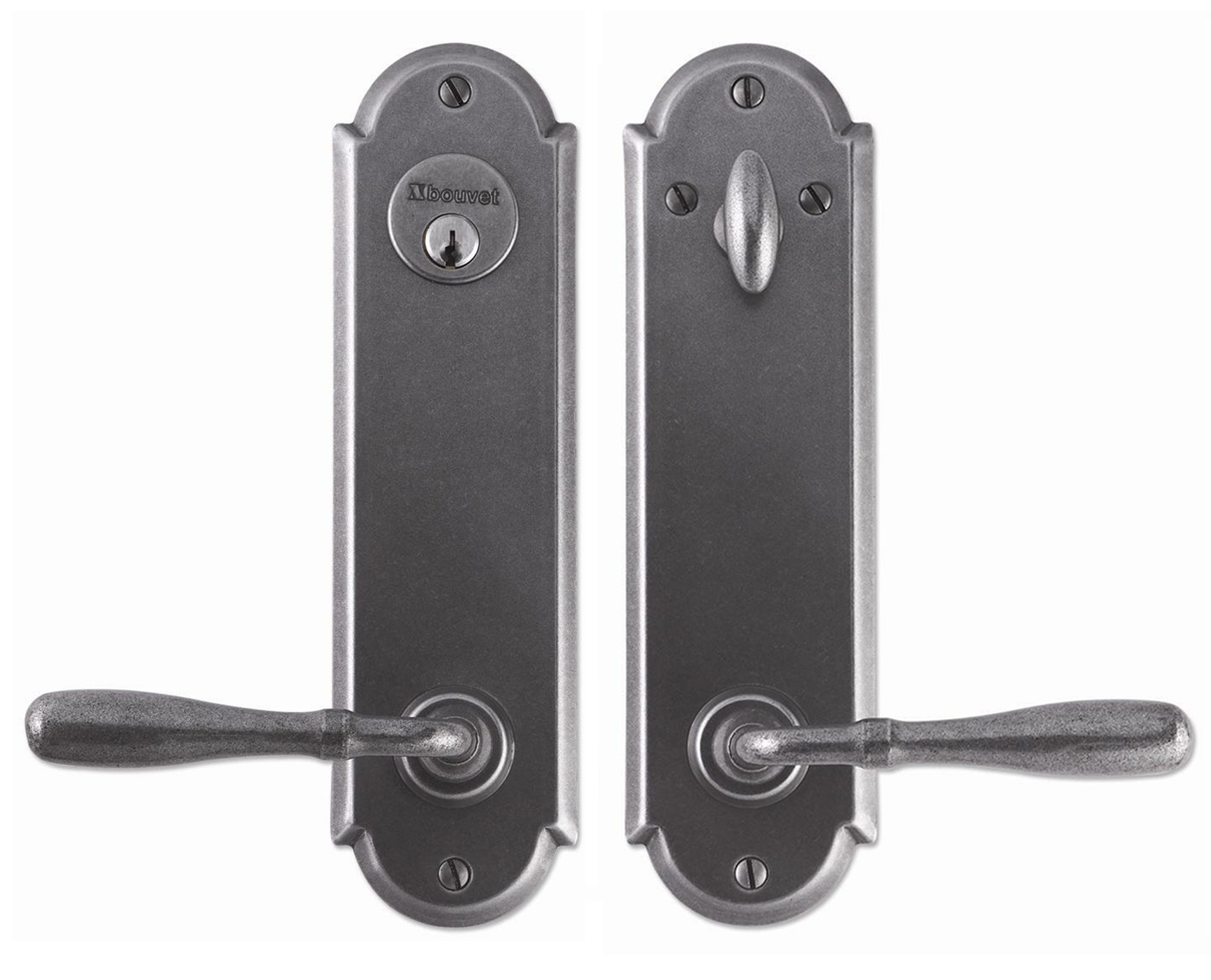 Merveilleux LaForge   Entry Tubular Or Mortise Set. All Door Types