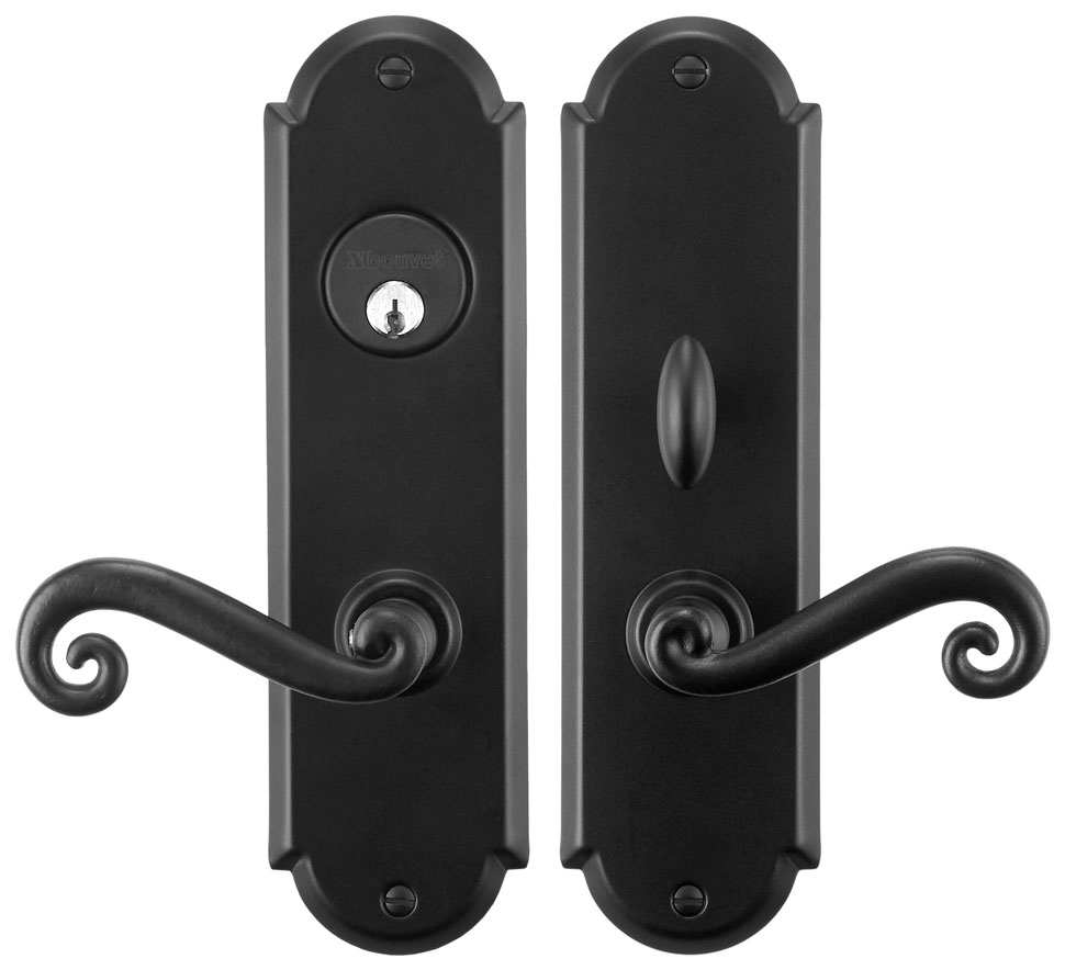 Exceptionnel LaForge   Lever On Escutcheon Set. All Door Types